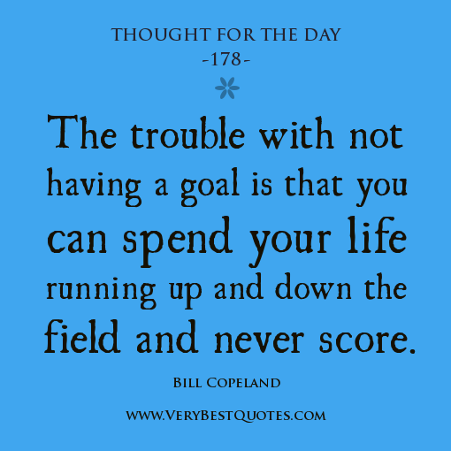 Thought For The Day Quotes